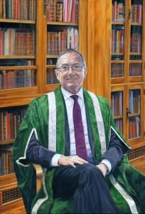 Portrait of Professor Michael Arthur